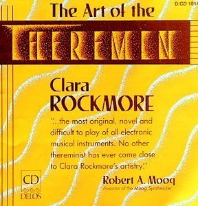 The Art Of The Theremin album cover