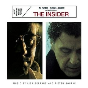The Insider: Music From The Motion Picture album cover