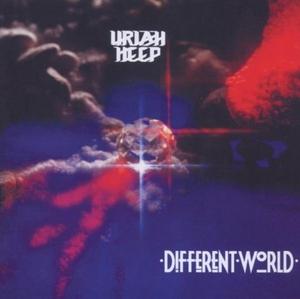Different World album cover