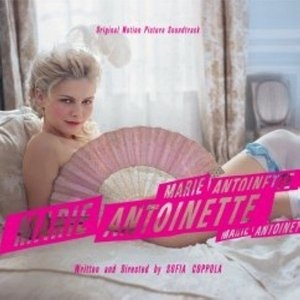Marie Antoinette (Original Motion Picture Soundtrack) album cover