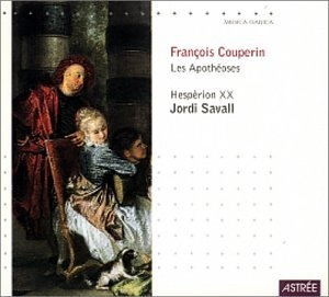 Couperin: Les Apotheoses album cover