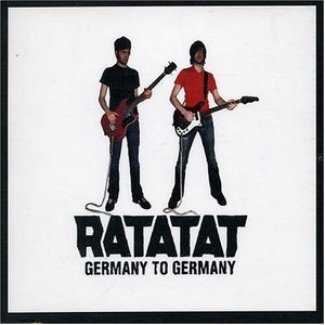 Germany To Germany (Single) album cover