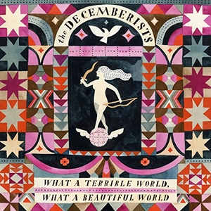 What A Terrible World, What A Beautiful World album cover