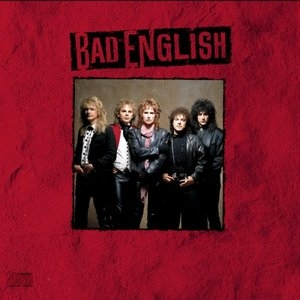 Bad English album cover