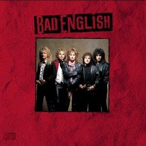 Bad English album cover
