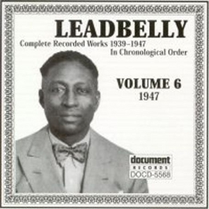 Complete Recorded Works Vol.6 (1947) album cover