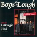 Live At Carnegie Hall album cover