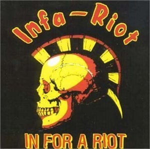 In For A Riot album cover