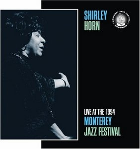 Live At The Monterey Jazz Festival 1994 album cover