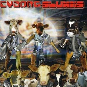 Cyborg Slunks album cover