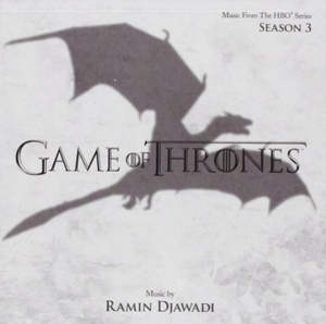 Game Of Thrones (Music From The HBO Series) Season 3 album cover