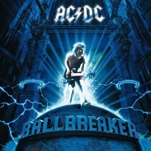 Ballbreaker album cover