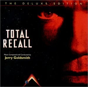 Total Recall: The Deluxe Edition (1990 Film) album cover