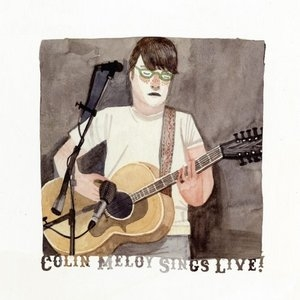 Colin Meloy Sings Live! album cover