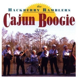 Cajun Boogie album cover