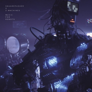 Music For Robots album cover