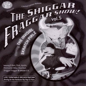 The Shiggar Fraggar Show!, Vol. 5 album cover