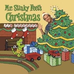 Mr. Stinky Feet's Christmas album cover