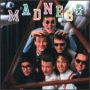 Madness album cover