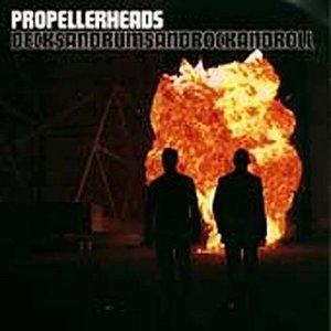 Decksandrumsandrockandroll album cover