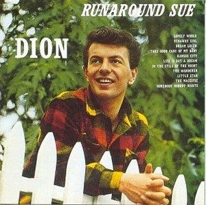 Runaround Sue album cover