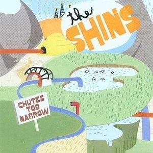 Chutes Too Narrow album cover