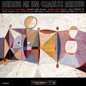 Mingus Ah Um album cover