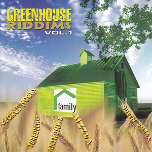Greenhouse Riddims, Vol. 1 album cover
