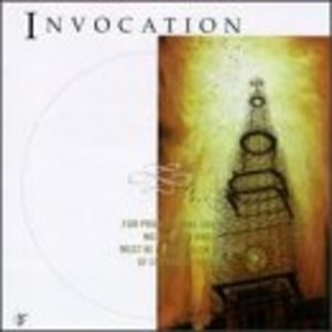 Invocation album cover