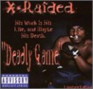 Deadly Game album cover