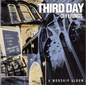 Offerings: A Worship Album album cover