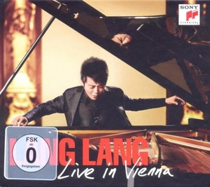 Lang Lang Live In Vienna album cover