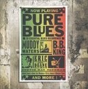 Pure Blues (UTV) album cover