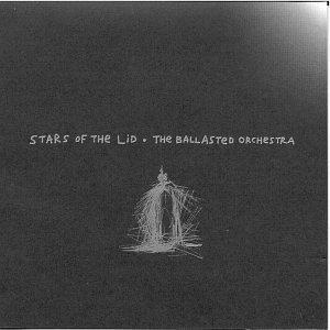 The Ballasted Orchestra album cover