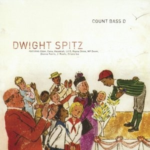 Dwight Spitz album cover