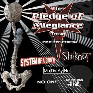 Pledge of Allegiance Tour: Live Concert Recording  album cover