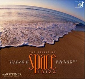 The Spirit Of Space Ibiza album cover