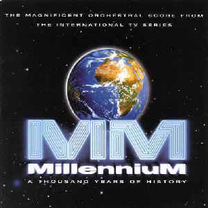 Millennium: The Magnificent Orchestral Score From The International TV Series album cover