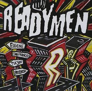 The Readymen album cover