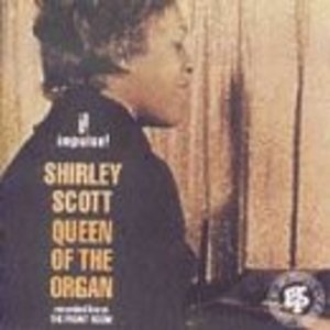 Queen Of The Organ album cover