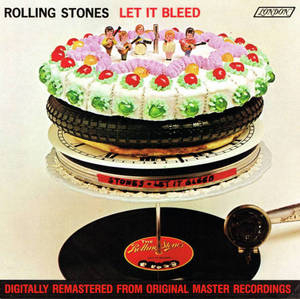 Let It Bleed album cover