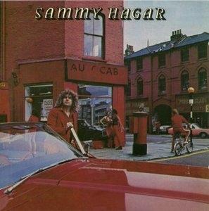 Sammy Hagar album cover