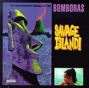 Savage Island! album cover