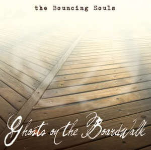 Ghosts On The Boardwalk album cover