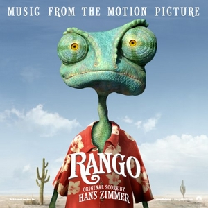 Rango (Music From The Motion Picture) album cover