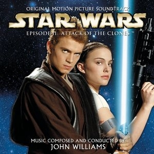 Star Wars Episode II: Attack Of The Clones (Original Motion Picture Soundtrack) album cover