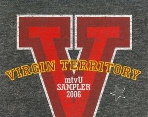 Virgin Territory: MTV Sampler album cover