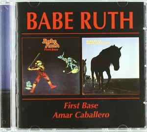 First Base~ Amar Caballero album cover
