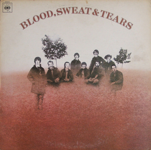 Blood, Sweat & Tears album cover