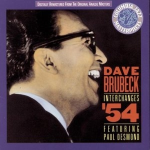 Interchanges '54: Featuring Paul Desmond album cover